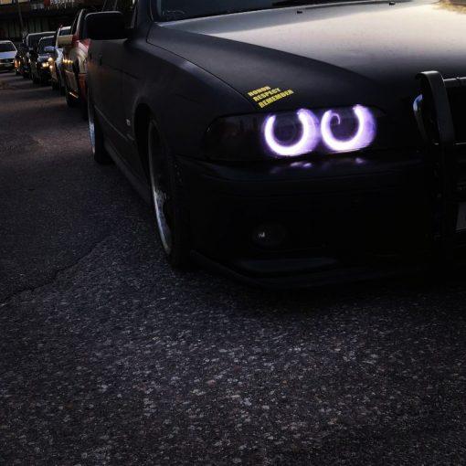 BMW Yliteippaus
