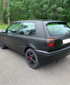 VW Golf yliteippaus