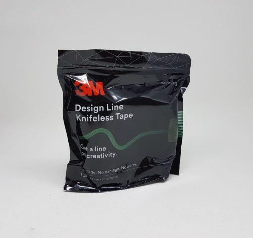 knifeless designline
