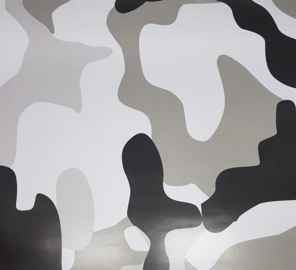 mustavalkoinen camoflage teippi