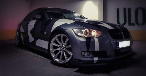 Teipattu BMW