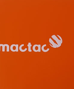 Mactac G22 Gloss Bright Orange
