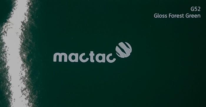 Mactac G52 Forest Green