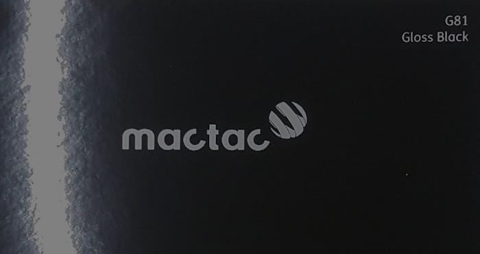 Mactac G81 Gloss Black