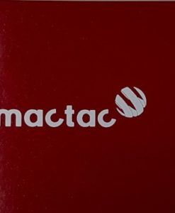 Mactac GM31 metallinpunainen