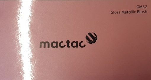 Mactac GM32 Gloss Metallic Blush