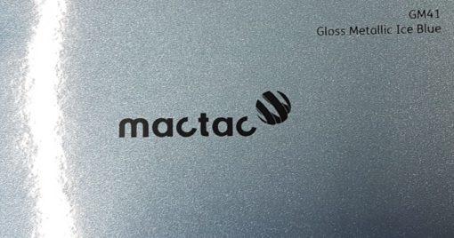 Mactac GM41 Metallic Ice Blue
