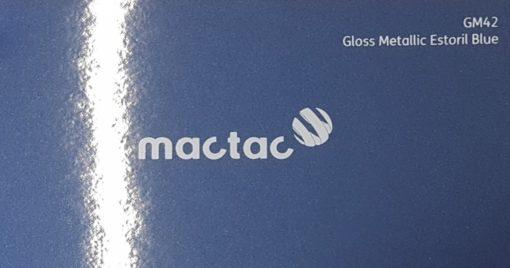 Mactac GM42 Estoril Blue