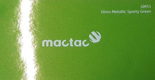 Mactac GM51 Sporty Green