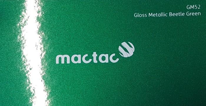Mactac GM52 Beetle Green