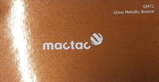 Mactac GM72 Bronze