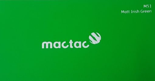 Mactac M51 Matt Irish Green