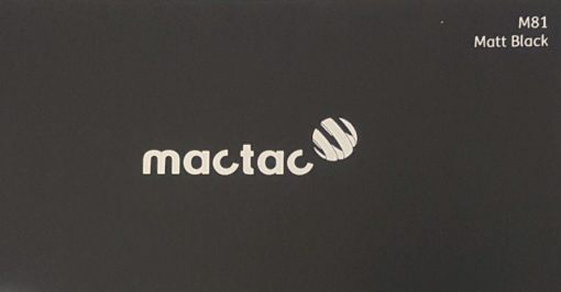 Mactac M81 Matt Black