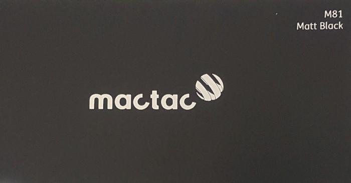 Mactac M81 Matt Black