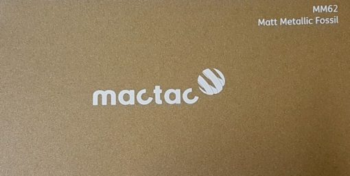 Mactac MM62 Matt Metallic Fossil