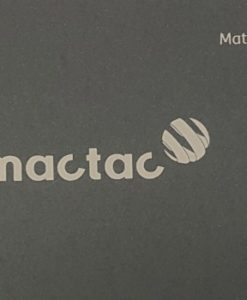 Mactac M66 Matt Metallic Cannon Ball