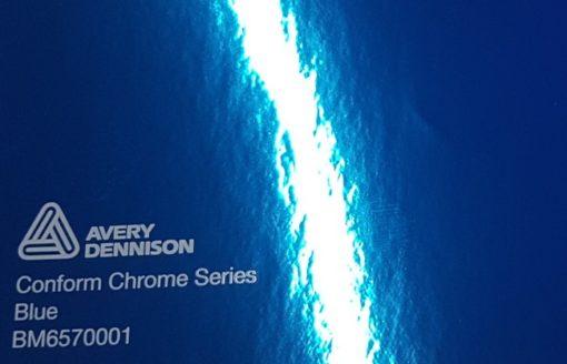 Avery Conform Chrome Blue yliteippi