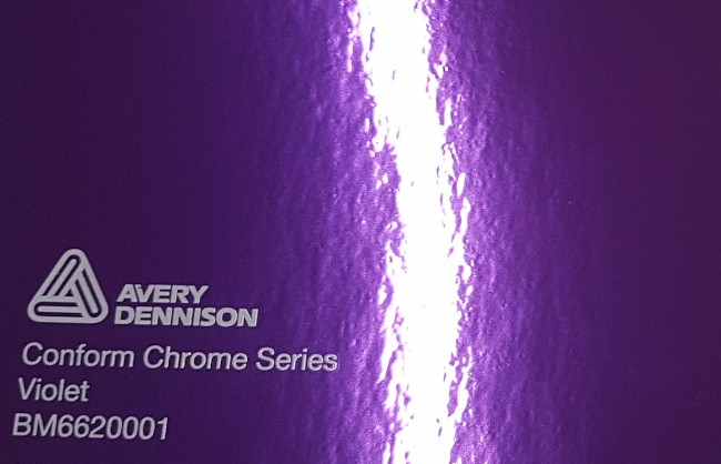 Avery Conform Chrome Violet