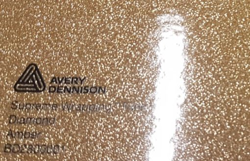 Avery SWF Diamond Amber