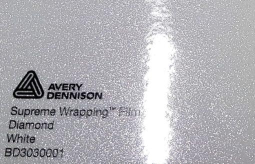 Avery SWF Diamond White teippi