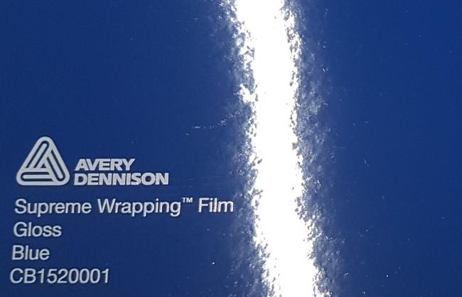 Avery SWF Gloss Blue