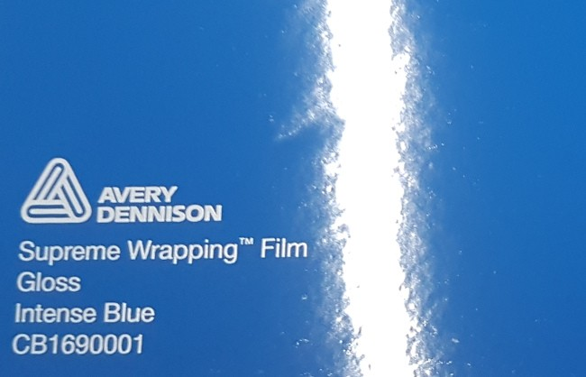 Avery SWF Gloss Intense Blue