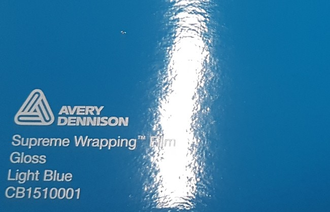 Avery SWF Light Blue