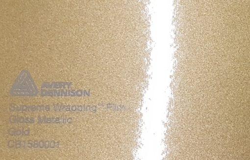 Avery SWF Gloss Metallic Gold
