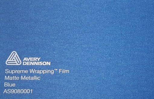 Avery SWF Matte Metallic Blue