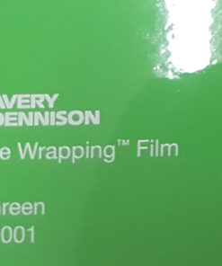 Avery SWF Grass Green