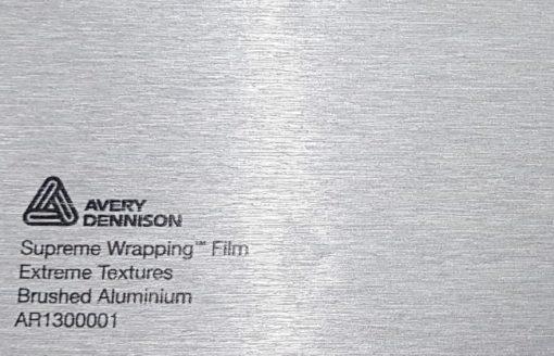 Avery SWF Brushed Aluminium