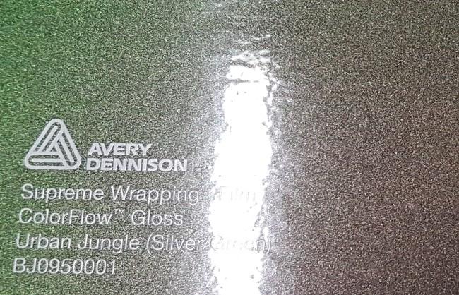 Avery SWF ColorFlow Gloss Urban Jungle