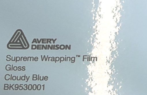 Avery SWF Gloss Cloudy Blue