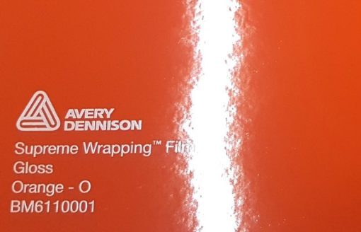 Avery SWF Gloss Orange - O
