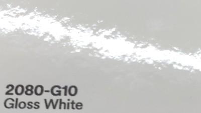 3M 2080 G10 Gloss White autoteippi