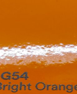 3M 2080 G54 Gloss Bright Orange autoteippi