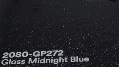 3M 2080 GP 272 Gloss Midnight Blue yliteippaustarra