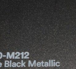 3M 2080 M212 Matte Black Metallic autoteippi
