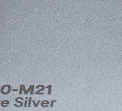 3M 2080 M21 Matte Silver yliteippaustarra