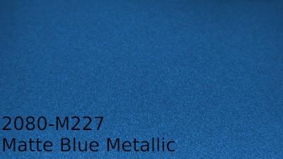 3M 2080 M227 Matte Blue Metallic autoteippi