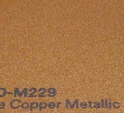 3M 2080 M229 Matte Copper Metallic yliteippaustarra
