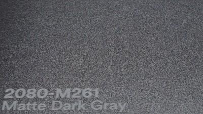 3M 2080 M261 Matte Dark Gray autoteippi