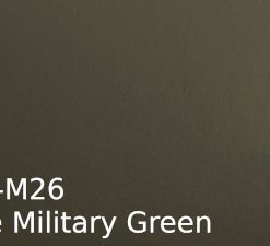 3M 2080 M26 Matte Military Green yliteippauskalvo