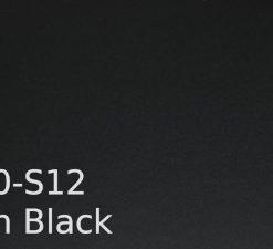 3M 2080 S12 Satin Black yliteippauskalvo