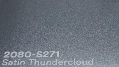 3M 2080 S271 Satin Thundercloud yliteippaustarra