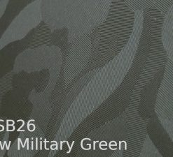 3M 2080 SB26 Shadow Military Green autoteippi