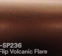 3M 2080 SP236 Satin Flip Volcanic Flare yliteippauskalvo
