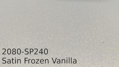 3M 2080 SP240 Satin Frozen Vanilla autoteippi