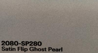 3M 2080 SP280 Satin Flip Ghost Pearl yliteippaustarra