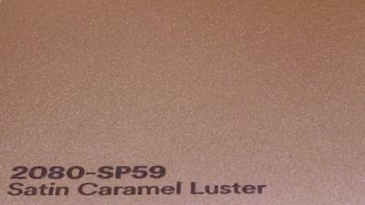 3M 2080 SP59 Satin Caramel Luster autoteippi